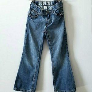 Premium, Gymboree, Boy's(7) Durable Bootcut Jeans